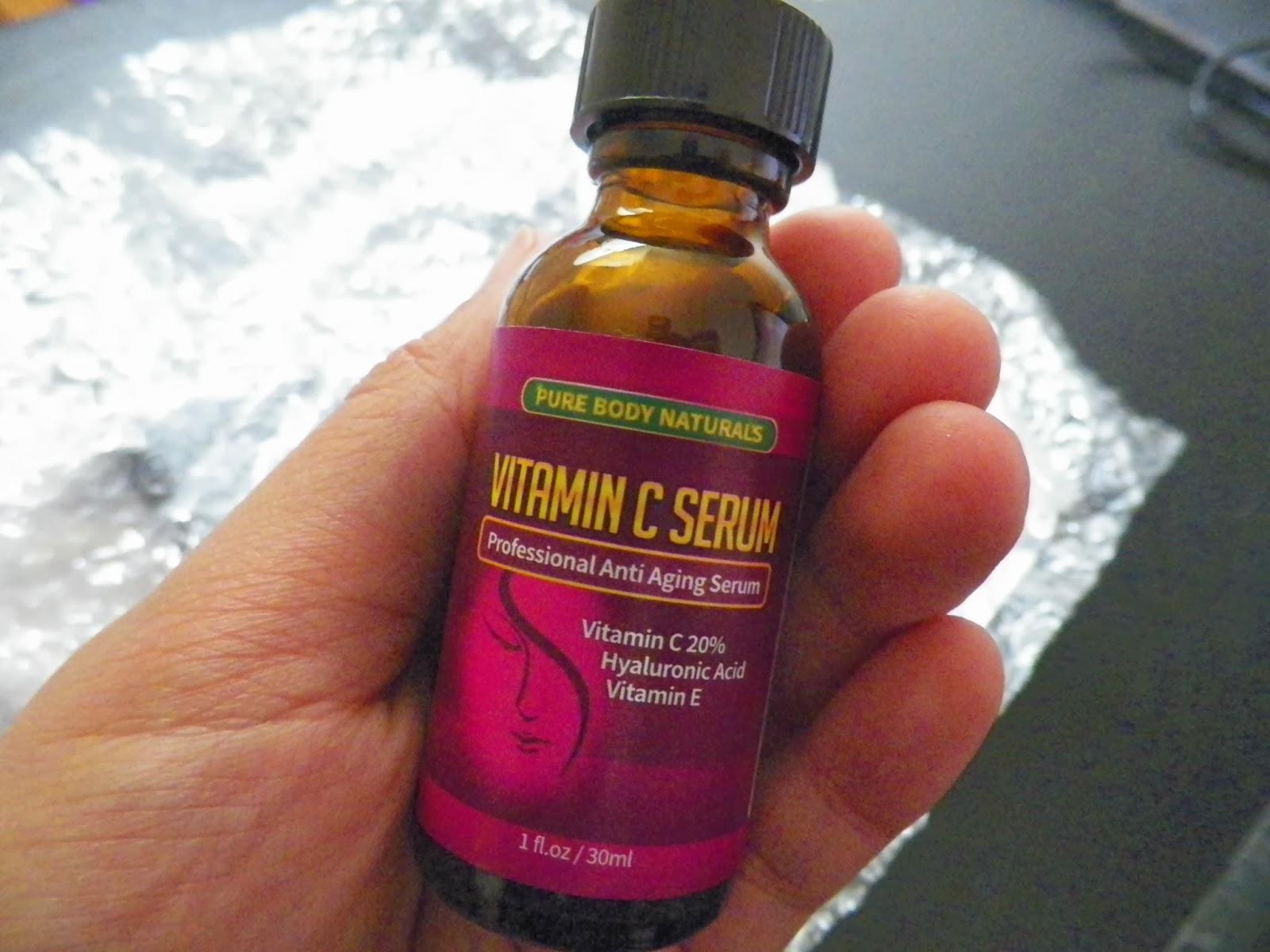 Pure Body Naturals Coconut Milk Body Scrub Review
