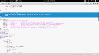 Cara Mengintsal TOR Browser di Linux untuk Membuka DeepWeb atau DrakWeb