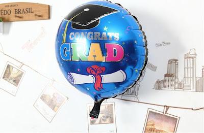 Balon Foil Congrats Grad