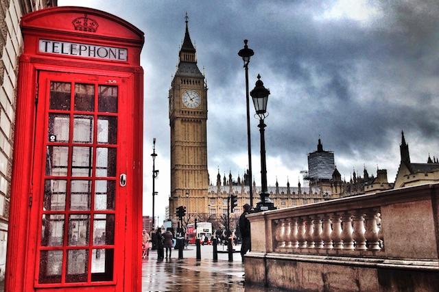 Passeio por Londres
