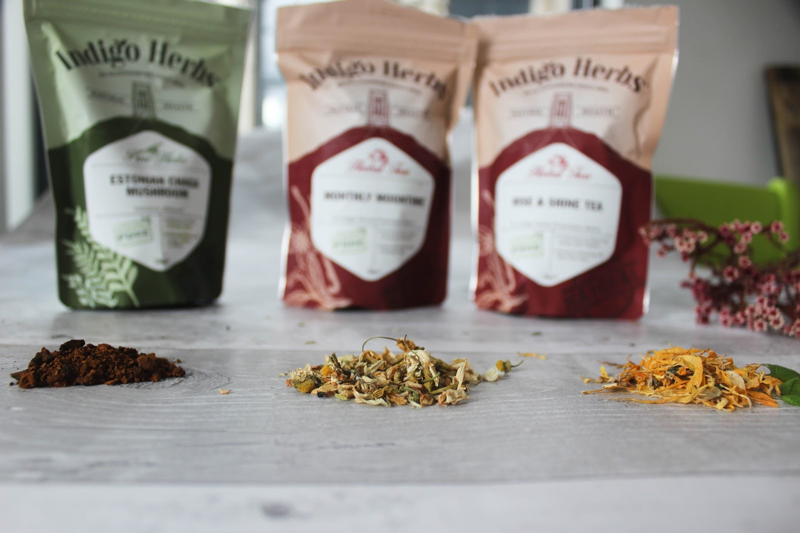 Indigo Herbs Tea review