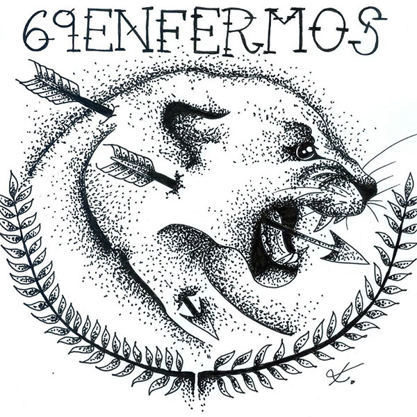 """69 Enfermos release video for new song """"Be Smart Don't Play The Fool"""""""