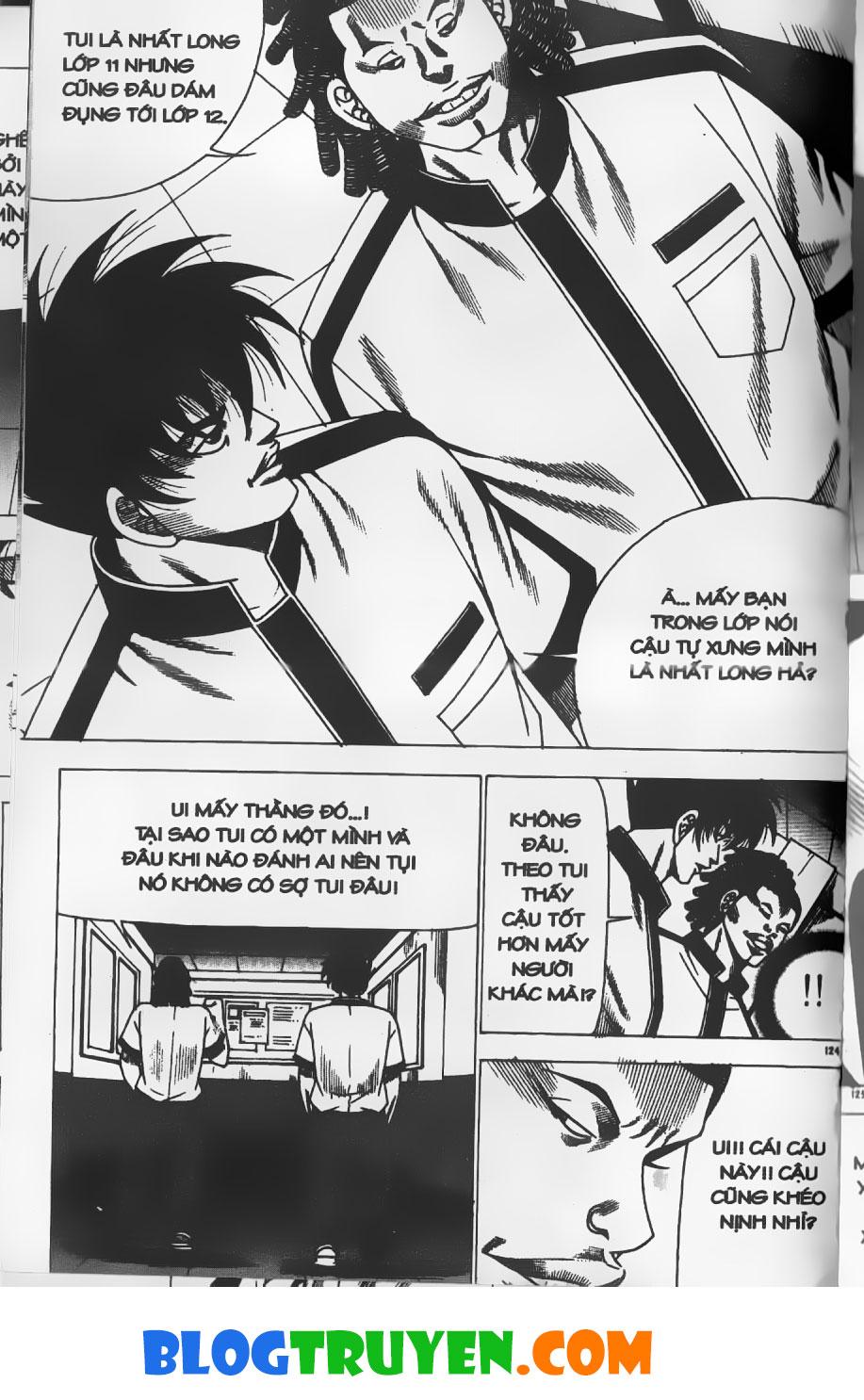 Bitagi - Anh chàng ngổ ngáo chap 244 trang 14