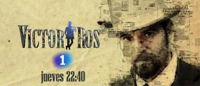 Capitulo 2 de la temporada 2 de Victor Ros jueves en La 1