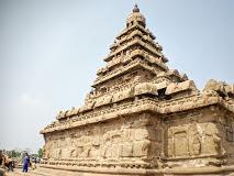 Memorial Group in Mahabalipuram