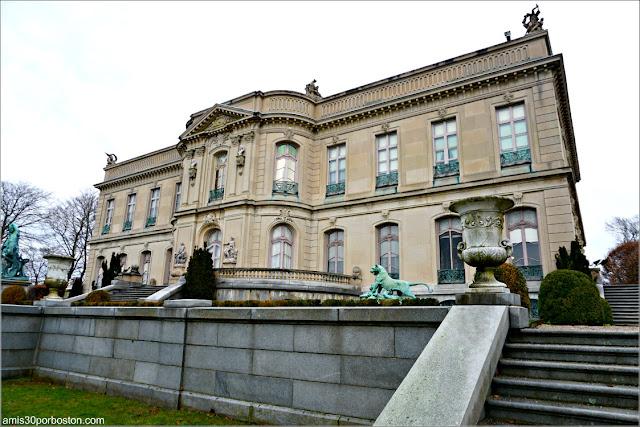 The Elms, Mansiones de Newport
