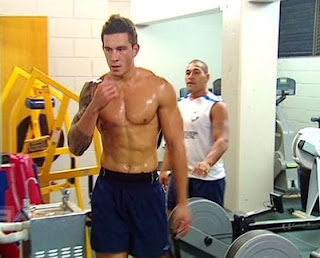 sonny bill williams muscles shirtless newzealand
