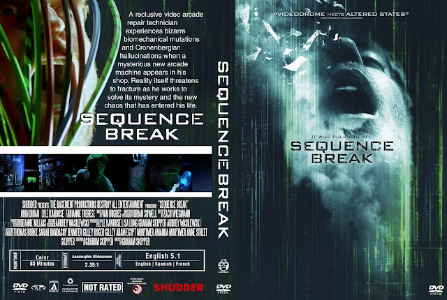 Sequence Break DVD Cover