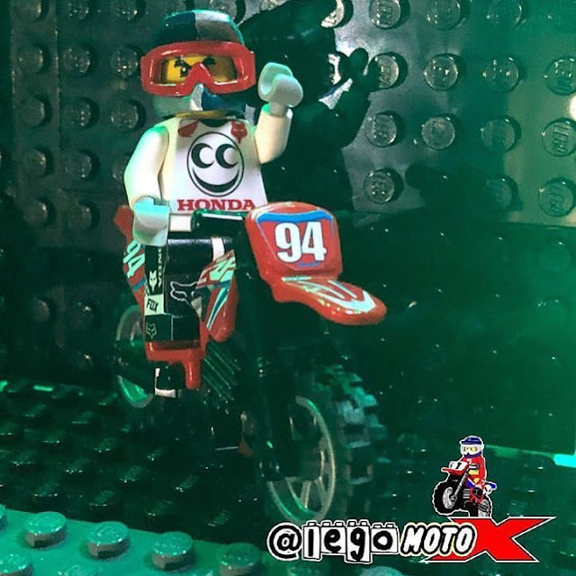See See Coffee Lego Moto