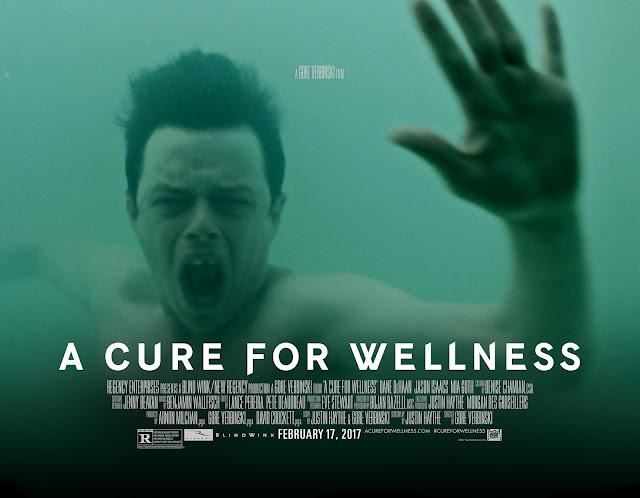 A Cure for Wellness (2017), Dane DeHaan, Jason Isaacs, Mia Goth, Gore Verbinski, CINE ΣΕΡΡΕΣ,