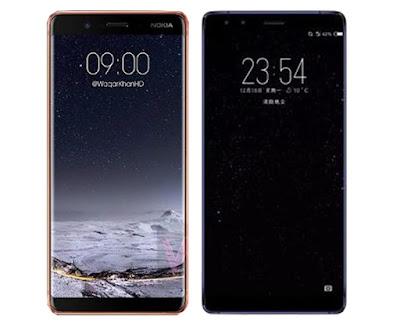 Wow, Di Kabarkan Nokia 9 Akan Segera Di Liris Dengan Spec Tinggi !