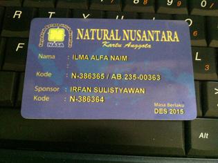 Member agen distributor NASA