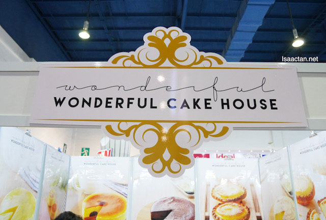 Wonderful Cake House (Booth 253)