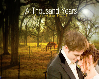 A Thounsad Years Twilight Couple