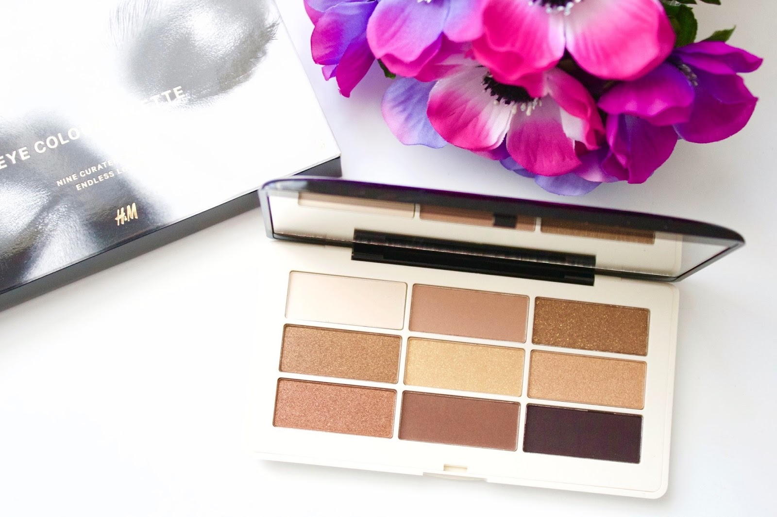 H&M Ready, Set, Glow Palette