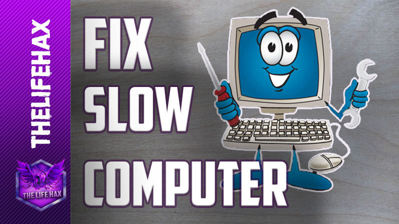how to fix slow computer windows 7