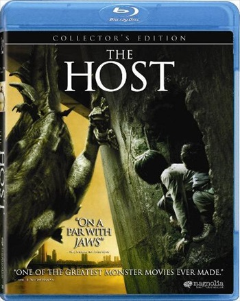 The Host 2006 Dual Audio Hindi 480p BluRay 350mb