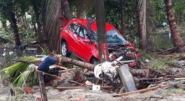 Pasca Tsunami, Warga Banten Diimbau Tetap Waspada