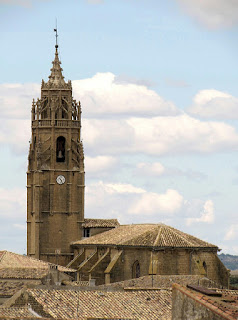 Iglesia de santa María; Sábada; Cinco Villas; Aragón; Gótico; Gothic; Gothique