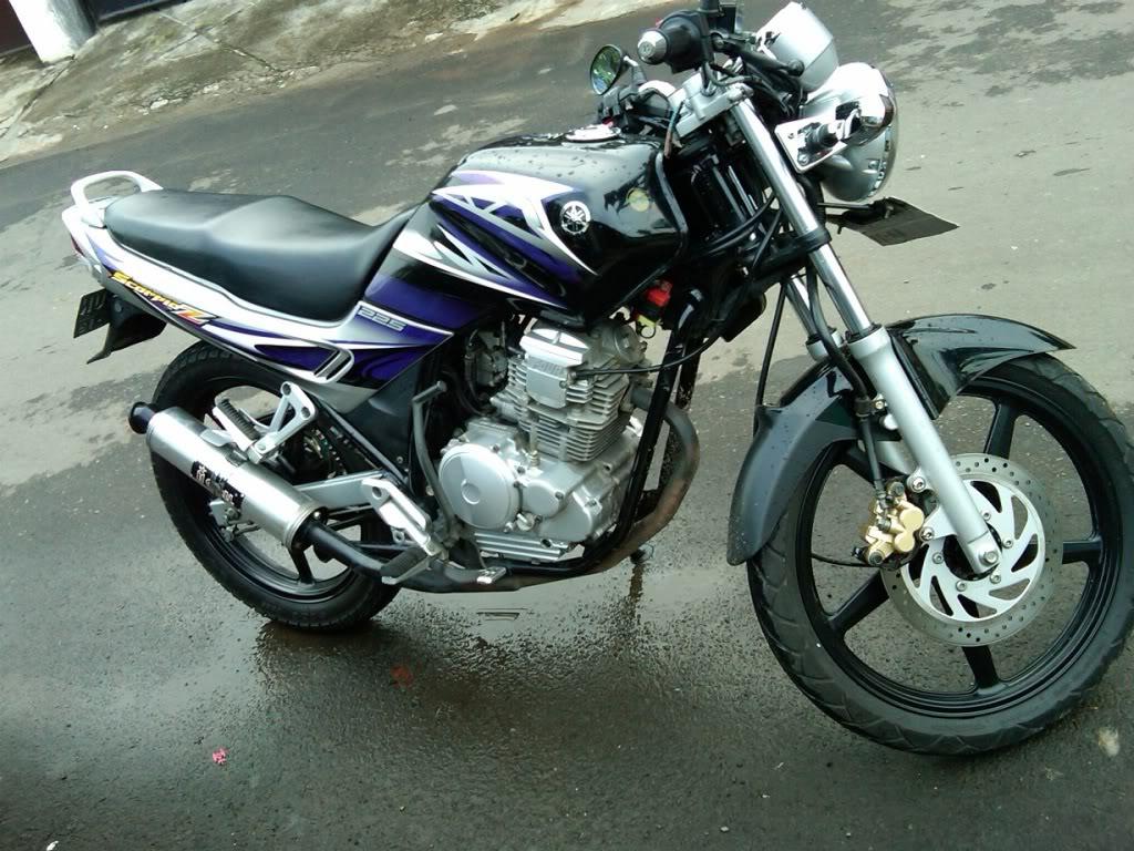 Harga Yamaha Scorpio Cc Bekas