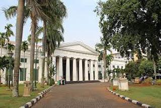 Museum Seni Rupa Dan Keramik, Kota Tua Jakarta