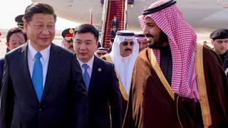 China - Arab Saudi
