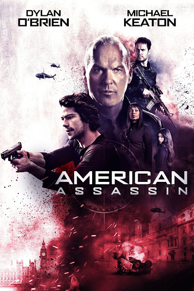American Assassin (2017) Dual Audio Hindi 720p HEVC BluRay 500MB ESubs Free Download