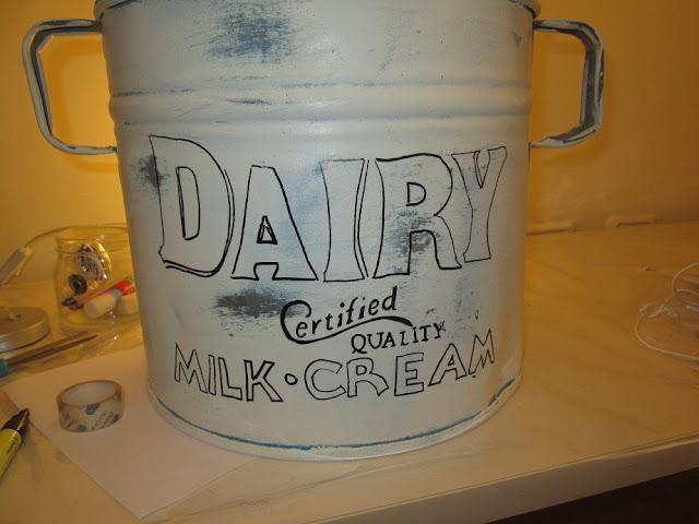 IMG 0061 - כד חלב אותנטי