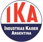 Logo IKA marca de autos