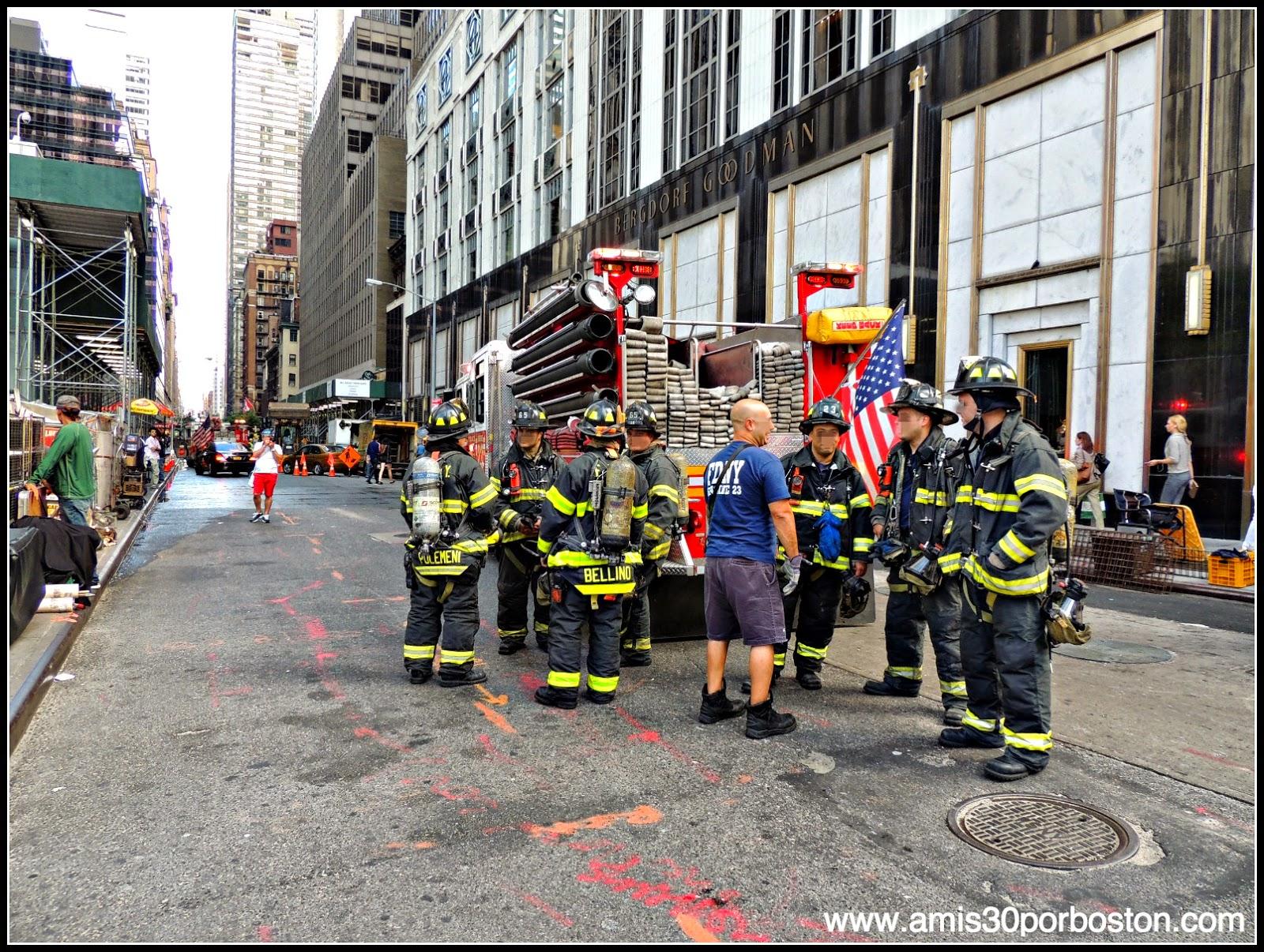 Segunda Vista a Nueva York: Quinta Avenida