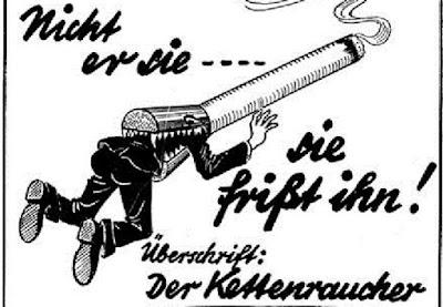 Kampanye Anti Rokok Yang Dilakukan Hitler