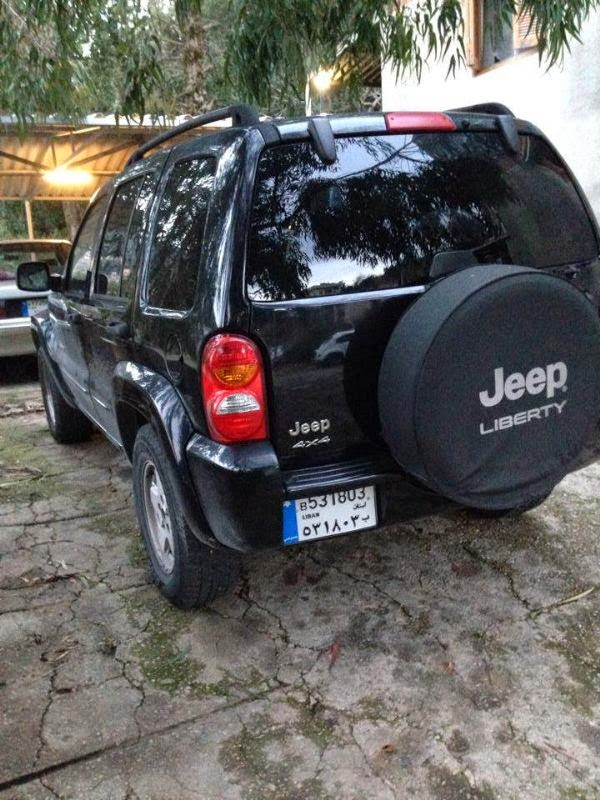 Jeep Liberty for sale in Lebanon, used jeeps for sale in