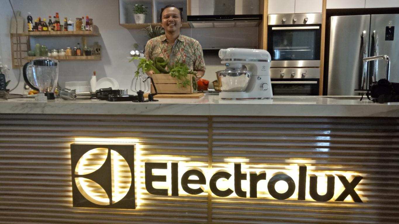 Better living with electrolux mixer kitchen machine ekm 3437 bikin hidup lebih bermakna