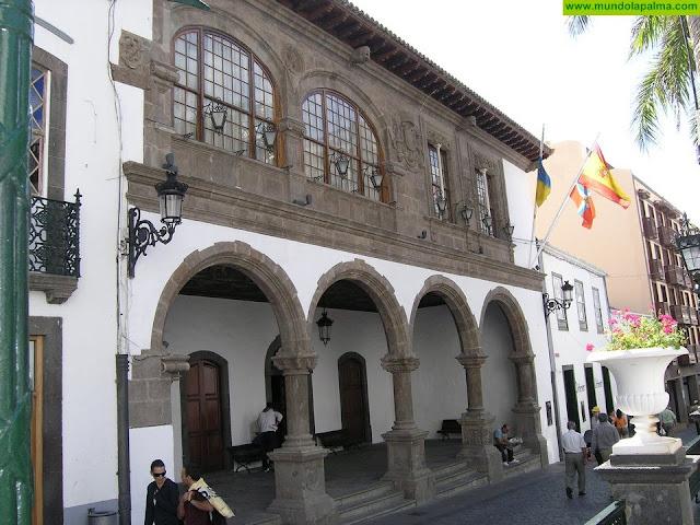 Los trabajadores municipales regresan hoy a la jornada laboral habitual de 35 horas semanales en Santa Cruz de La Palma