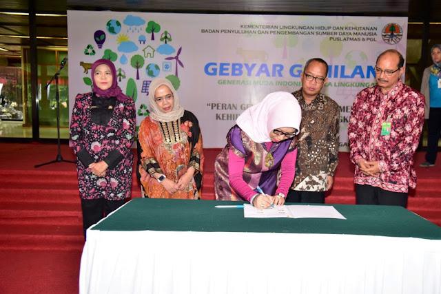 Lima Kementerian Serukan Gerakan Peduli dan Berbudaya Lingkungan