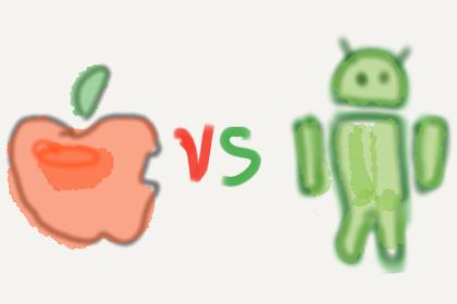 ANDROID vs iOS apa yang kita pikirkan?