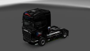 Czech Republic Skin for Scania Streamline