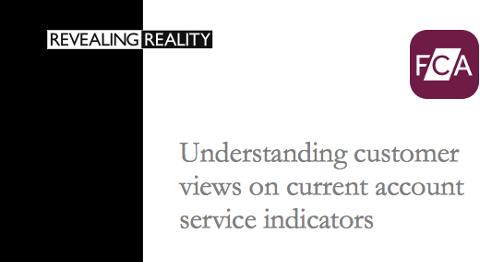 Rapport d'enquête sur les indicateurs de qualité de service bancaire