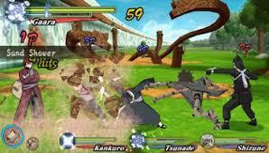 naruto ultimate ninja heroes 3 part 1