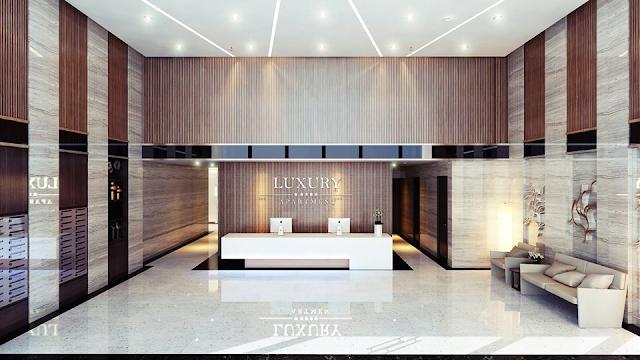 Khai trương phòng bán hàng dự án Luxury Apartment