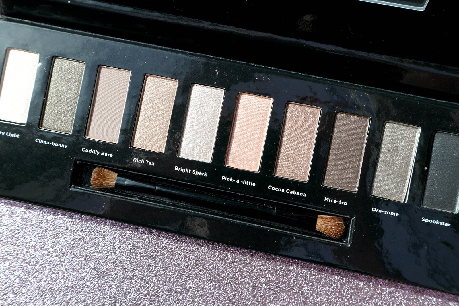 Soap & Glory Kick Into Neutral Eyeshadow Palette