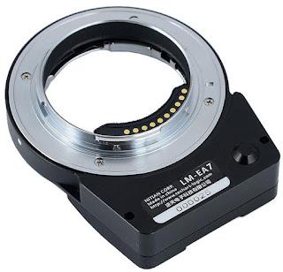 Автофокусный адаптер для объективов Leica M и камер Sony E/FE