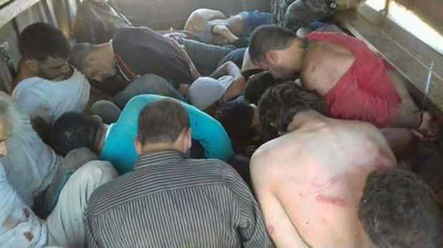 Sadis, Pengungsi Suriah Ditahan lalu Disiksa Tentara Lebanon