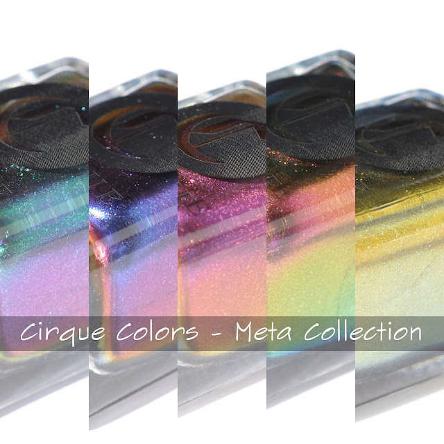 Cirque colors meta collection