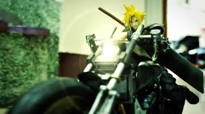 Final Fantasy stop motion