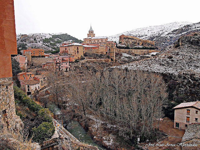 Albarracín (Teruel).