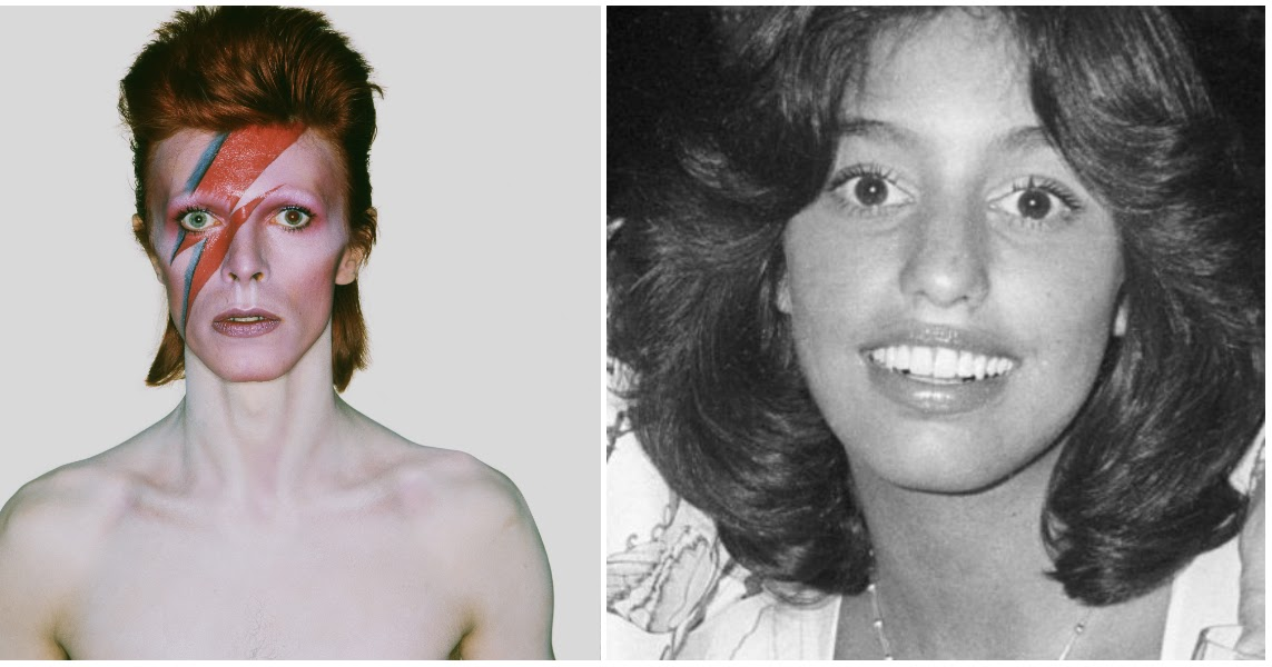 David bowie dating under age girl