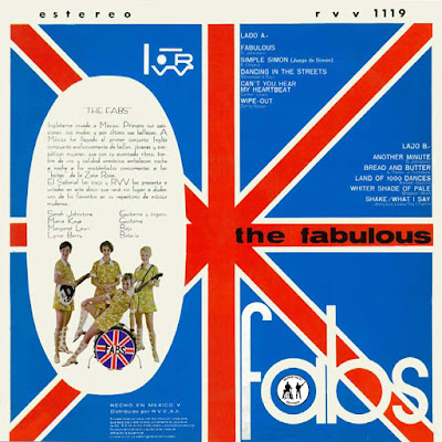 The Fabs -The Fabulos (1968)