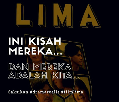 Film Lima yang Berisi Fragmen Pancasila