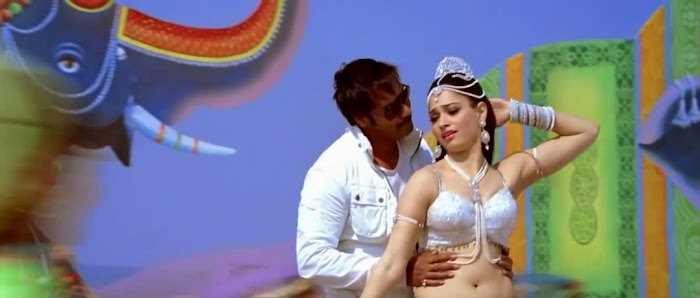 Tamanna Hot in HIMMATWALA Movie - Photos Collection